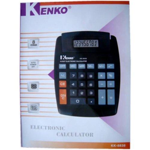 Bulk Buys Calculator Big Display - Case of 72