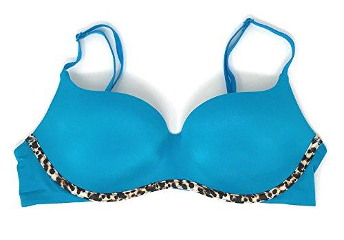 Victoria's Secret Knockout Wireless Push-up Bra 32C Aqua (Victorias Secret Wireless)