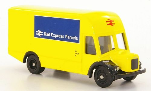 BMC Noddy Van, british Rail Express Parcels, 0, Model Car, Ready-made, Corgi (Noddy Car)