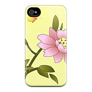 Kylemichdai Design High Quality Summer Special Cover Case With Excellent Style For Iphone 4/4s