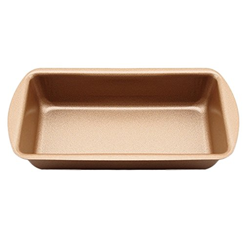 Chige Bakeware Pullman Loaf Pan for Toast Bread Cake Baking,