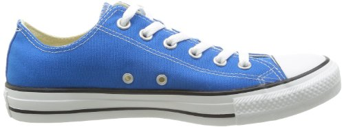 Converse Unisex-Erwachsene Chuck Taylor All Star Season Ox Sneaker, Blau (BLEU ELECTRIC)