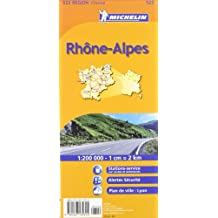 Michelin Rhone-Alps Regional France