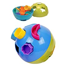 Fun Time Shape Sorter Ball