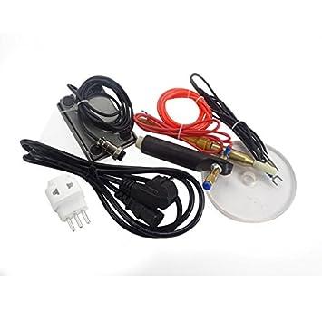 Pulse Argon Spot Soldador Joyería Oro Plata Platino Palladio 400W 110V/220V (220V): Amazon.es: Bricolaje y herramientas