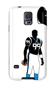 carolina panthers NFL Sports & Colleges newest Samsung Galaxy S5 cases 7797786K265796582