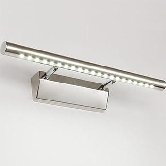 Dailyart® Winkel einstellbar Badezimmer Lampe 5w Edelstahl LED ...