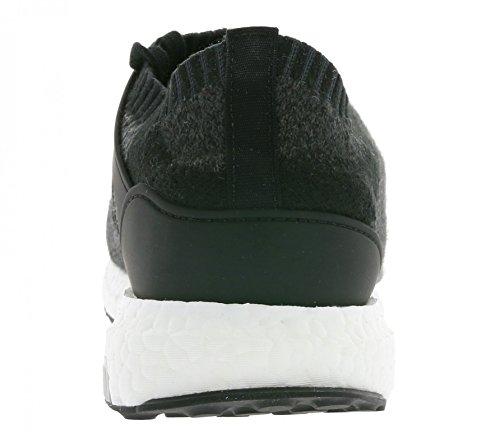 Adidas Originali Mens Originali Eqt Supporto Ultra Primeknit Scarpe Da Ginnastica Us10 Nero