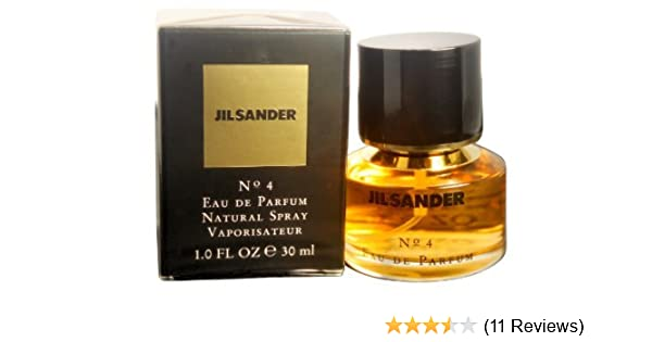 15588ee0a73224 Amazon.com : Jil Sander No. 4 For Women 1oz EDP Spray : Jill Sanders Perfume  : Beauty