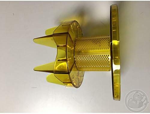 Seb/Krups/Calor/Moulinex/Rowenta/Tefal Separador polvo amarillo X-trem Power – Aspirador Rowenta rs-2230000347: Amazon.es: Hogar