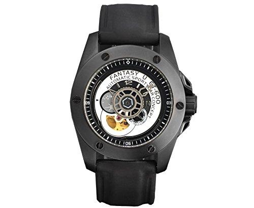 FANTASY U GT600  自動巻き メンズ 腕時計 62S6 B017WCTWDY