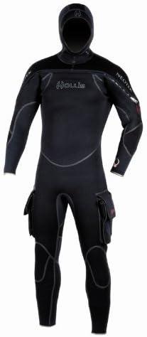 Hollis NeoTek Men's Semidry 8/7/6mm Suit