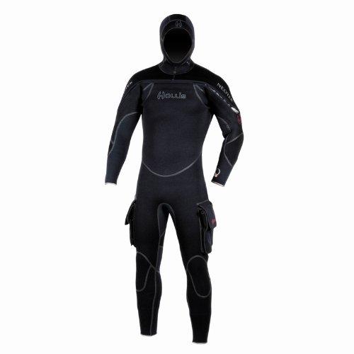 Hollis Men's NEOTEK Semi-Drysuit - Size Large by Hollis (Image #2)