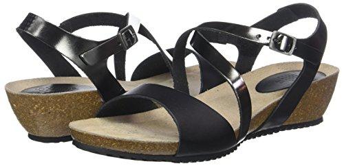 Stefany Bout Femme noir Noir Tbs Ouvert Bronze Sandales 8wq6ada