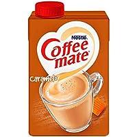 Coffee Mate, Sustituto de Crema Liquido Para Café Caramelo 530Ml