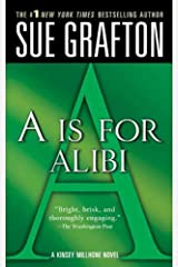 """A"" is for Alibi: A Kinsey Millhone Mystery Kindle Edition"