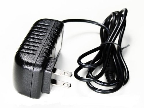 Super Power Supply® AC / DC 9V 2.2A Adapter Charger Cord For Philips Portable DVD Player PVD900/37 PVD700/37 PET749/37 PET729/37 PVD700/37 PET9402 PET9422 PET7422 PET7402 PET726 PET710 PET723 PET741 PD7012/37 PD9016/37 PD7016/37 PET702 PET7402 DCP850 DCP