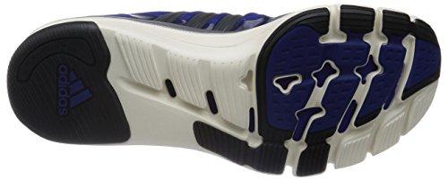 adidas M18107 - Zapatos polideportivas al aire libre para hombre amazon purple / dark grey / night flash