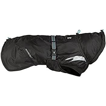"Hurtta Pet Collection Summit Parka for Dogs, 22"", Raven"