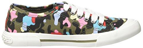 olive Sneaker Multi Rocket Dog Donna Multicolour Jumpin qwASYE7SX