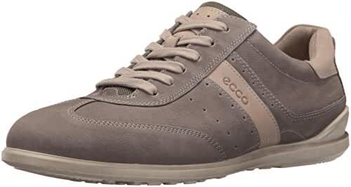 ECCO Men's Chander Retro Fashion Sneaker