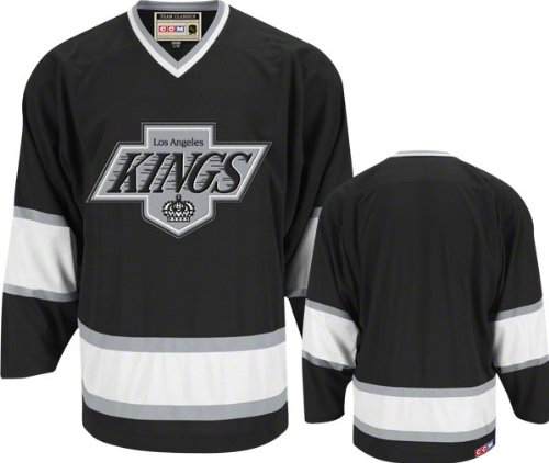 Reebok Los Angeles Kings Team Classic Jersey (Black) – DiZiSports Store