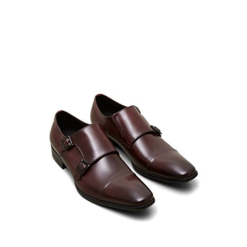 Men's Monk Regal Kenneth York Cole New Burgundy Double Sole w0ffAqvxn