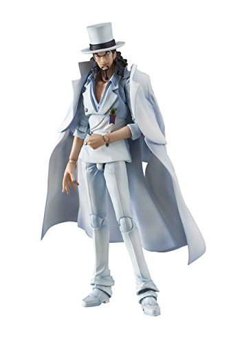 Megahouse One Piece Ron Rucchi Variable Action Hero (Megahouse One Piece)