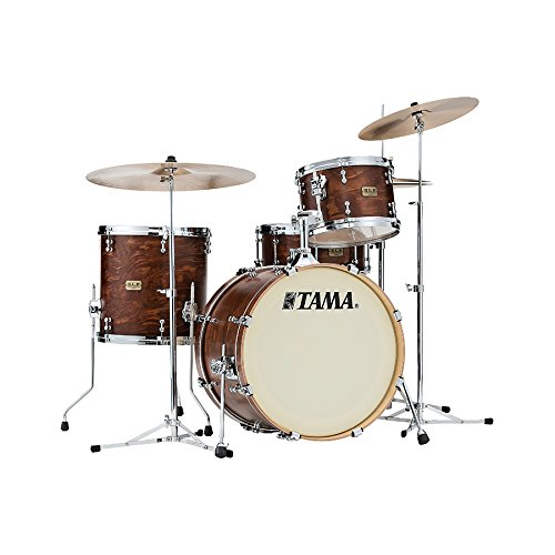 Tama SLP Fat Spruce 3-piece Shell Pack - Satin Wild Spruce