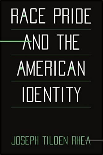 Book Race Pride and the American Identity by Joseph Tilden Rhea (2001-05-15)