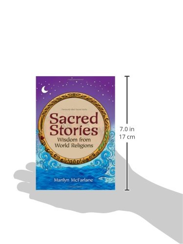 Sacred Stories: Wisdom from World Religions by Aladdin/Beyond Words (Image #3)