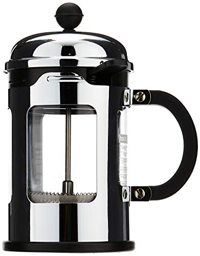 Bodum Cafetera émbolo, Acero Inoxidable, Brillo, Centimeters