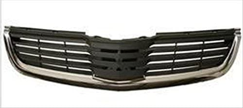 Partslink Number MI1200256 OE Replacement Mitsubishi Galant Grille Assembly