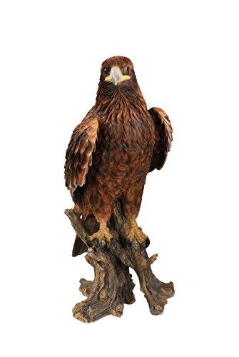 Hi-Line Gift Ltd Golden Eagle Statue