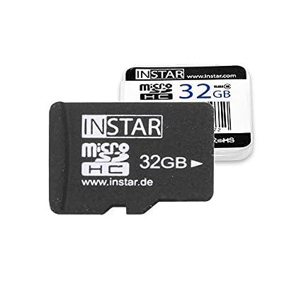 Instar, Tarjeta SD (De alta clase 10), 32 GB: Amazon.es ...