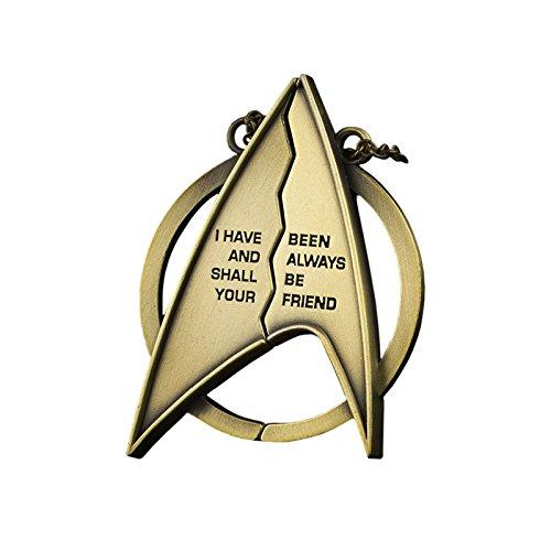 QMx Star Trek Friendship Necklace ()