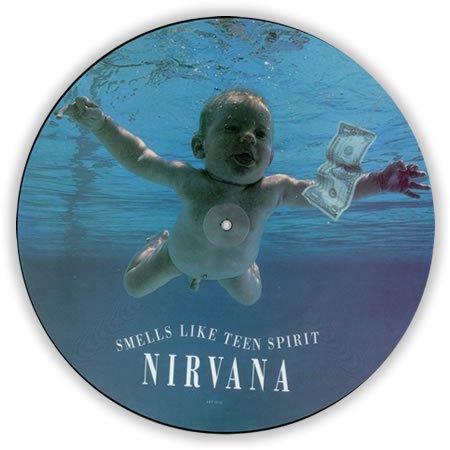 Import 12 Inch Vinyl Disc - Smells Like Teen Spirit [12