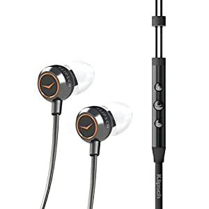 Klipsch 1015882 X4i Earbuds with Playlist Control for iPod/iPhone/iPad - Silver/Black