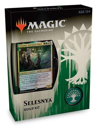 Magic: The Gathering Guilds of Ravnica - Guild Kit - Selesnya