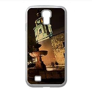 Santiago Nocturno HD Watercolor style Cover Samsung Galaxy S4 I9500 Case