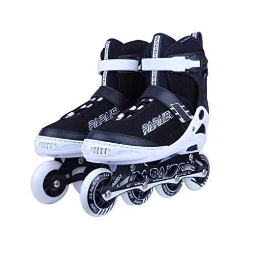- LDDYC Inline Skates, 1 Row of Adult Skates for Men and Women 4 Rounds of Roller Skates (Size : M(35-38))