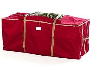 Awesome Amazon Com Covermates 60Quot Holiday Christmas Tree Storage Bag Easy Diy Christmas Decorations Tissureus