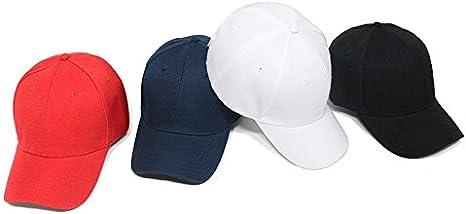 Cappellino di Tela Moda Sportivo da Uomo e Donna Rosso Cappellino da Viaggio Adatto Regolabile Westeng 1 Pezzo Unisex Berretto da Baseball