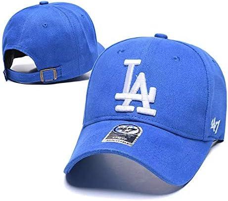 Generie Adult Baseball Cap Adjustable All-Star Baseball Hat for League Baseball Team fit LA Dodgers