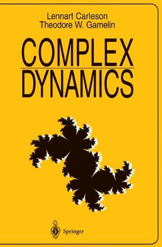 Complex Dynamics (Universitext)