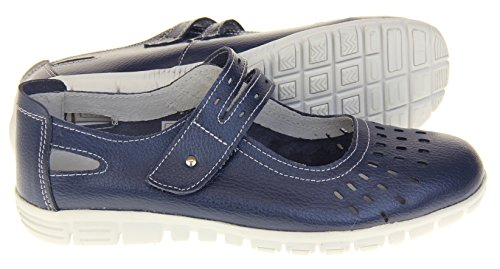 Studio Footwear Fruits Bleu By Mary Janes Sandales Coolers Marine Summer Cuir rrw4xqd6