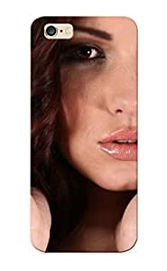 Georgemunoz Hot Tpye Girl With Nice Lips Case Cover For Iphone 6 Plus For Christmas Day's Gifts
