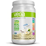 Vega Essentials Nutritional Shake, Vanilla, 21.9 oz.