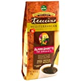 Teeccino Mediterranean Herbal Coffee Almond Amaretto 11 oz (2-Pack)