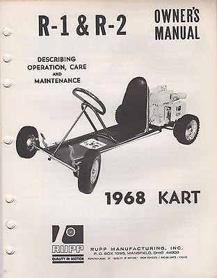 Rupp Kart - Trainers4Me
